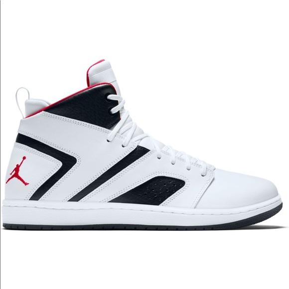 Nike Flight Black Gym Red Legend ShoesAir Jordan Poshmark White SUzMpqV